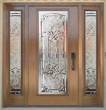 Tuscany Door Glass
