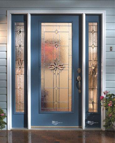 Laurel Door Glass