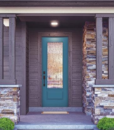 Mystify Door Glass