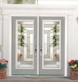 Traverse Door Glass