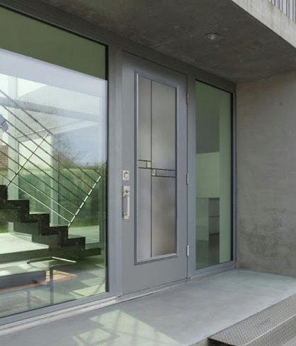 Cruz Door Glass Insert