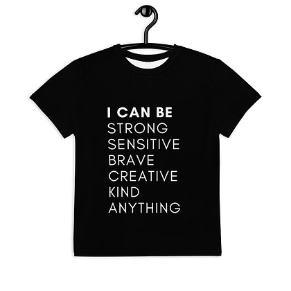 I Can Be Anything Youth T-Shirt