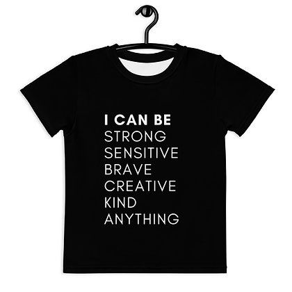 Kids' I Can Be Anything T-Shirt