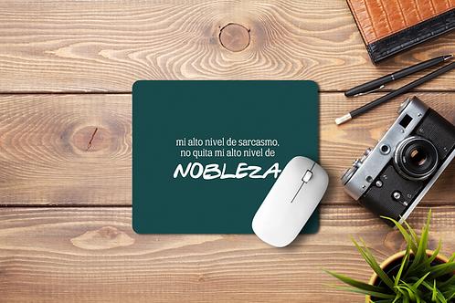Mousepad Nobleza Modelo Clásico