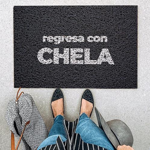 Felpudo Regresa con Chela