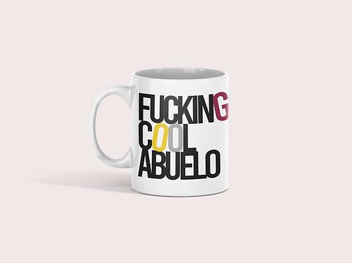 Taza Fucking Cool Abuelo