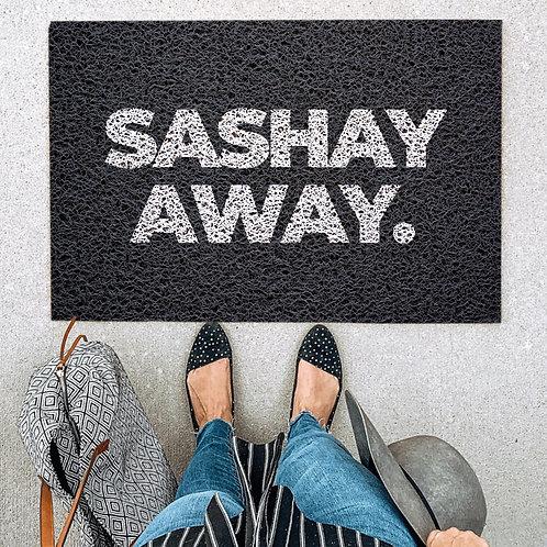 Felpudo Sashay Away