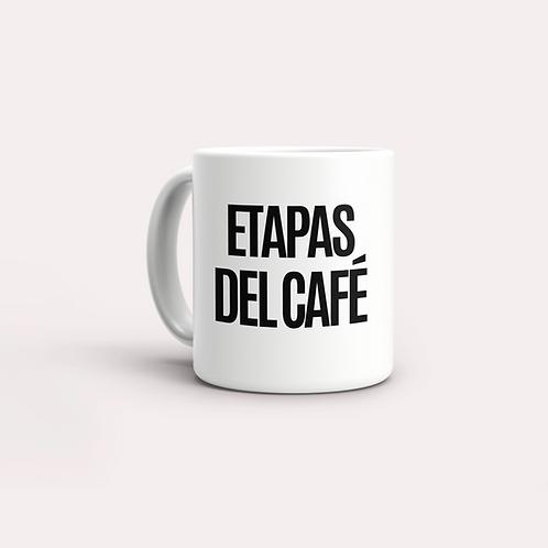 Taza Etapas del Café