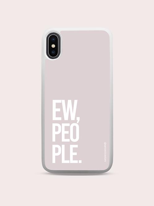 """Case """"Ew, People"""" - Rosa Bajo"""