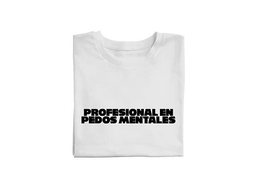 Polo Profesional en pedos mentales