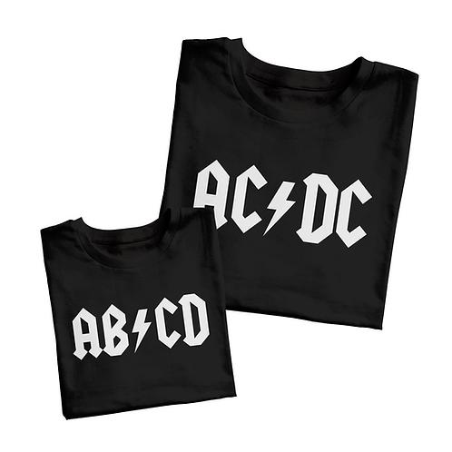 Match AC DC - AB CD