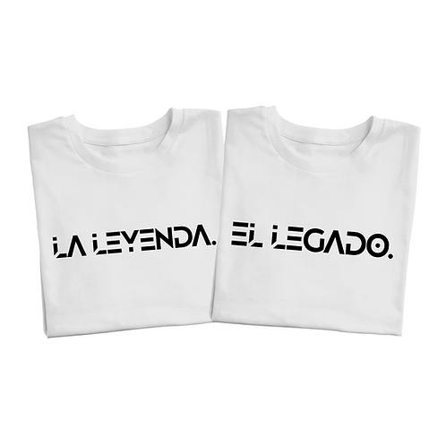 Match Leyenda y Legado