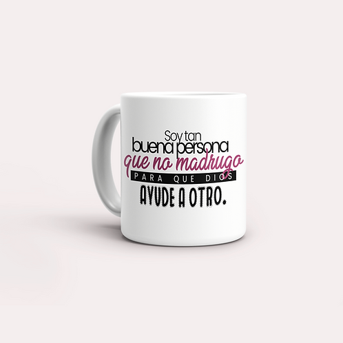 Taza No Madrugo