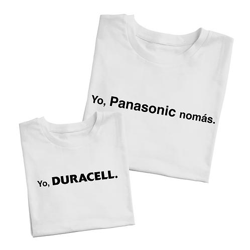 Match Yo, Panasonic - Yo, Duracell