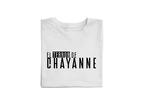 Polo El Terror de Chayanne