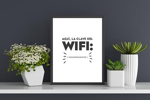 Cuadro WiFi