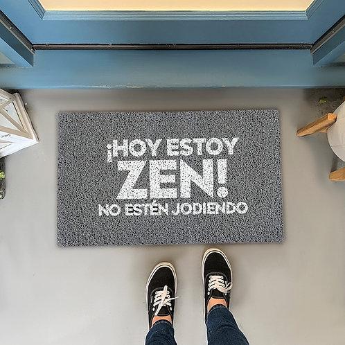 Felpudo Hoy estoy zen!