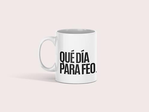 Taza Día para FEO.