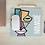 Thumbnail: Mousepad Namasté Arte Abstracto