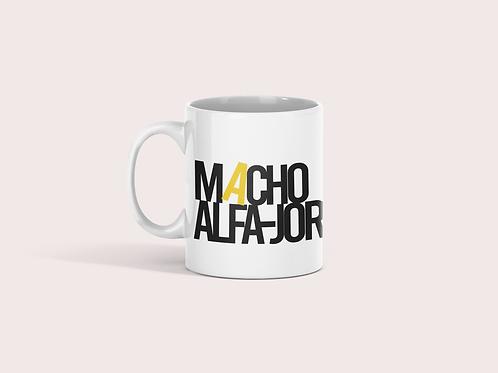 Taza Macho Alfa-jor