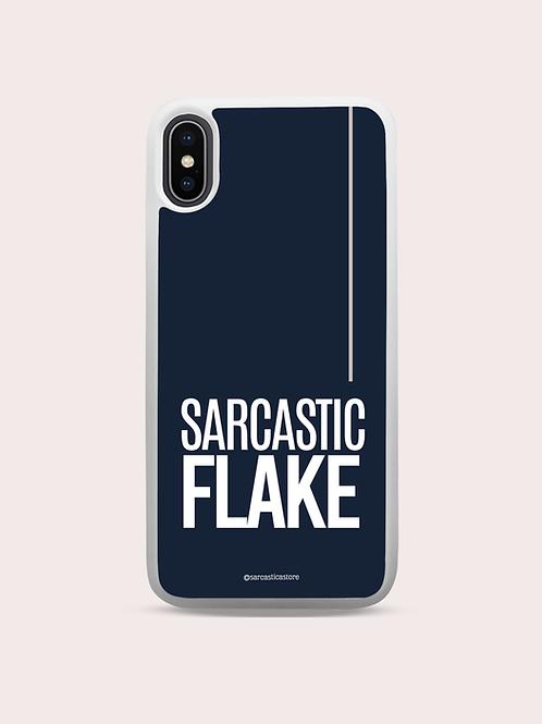 Case Sarcastic Flake #laparodia
