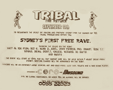 Tribal The Return Back