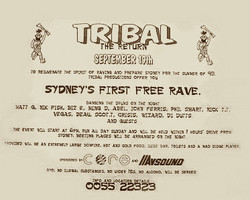 Tribal The Return Back