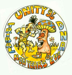 Unity 94 Sticker