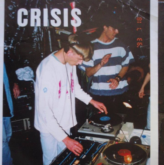 Security Crisis Tape cover