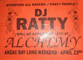 Alchemy - DJ Ratty