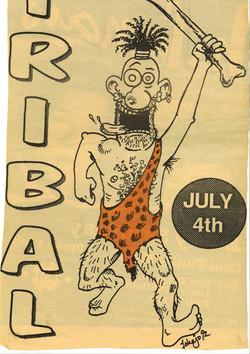 4th July Tribal