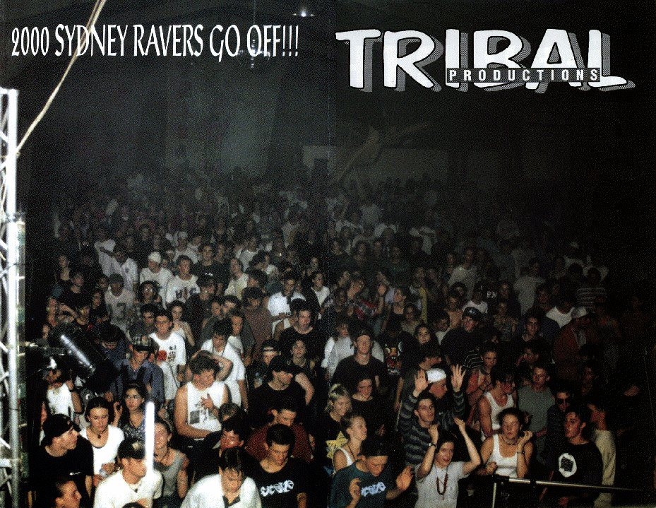 Tribal - First Birthday Bash
