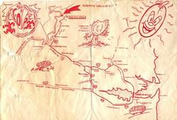Happy Valley - Map