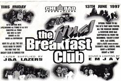 The Breakfast Club 13 June 1997