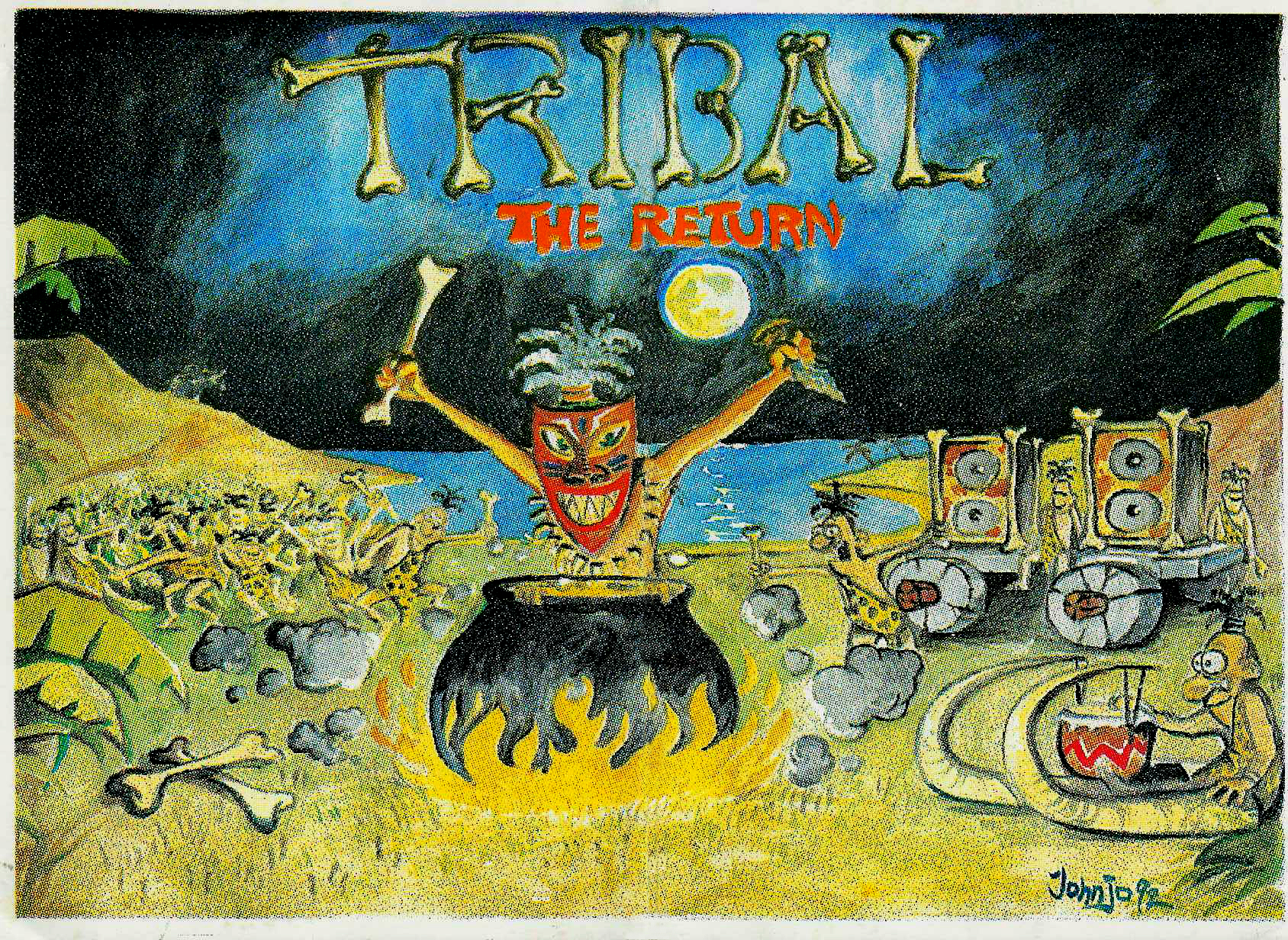 Tribal The Return