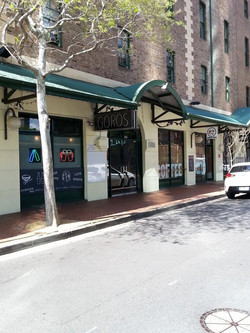 The Breakfast Club location in 2015