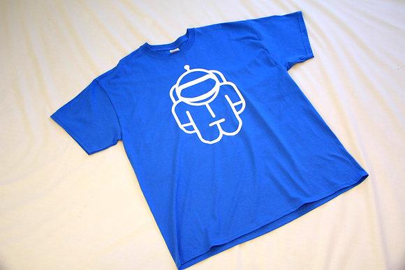 T-Shirt - Light Blue short sleeve