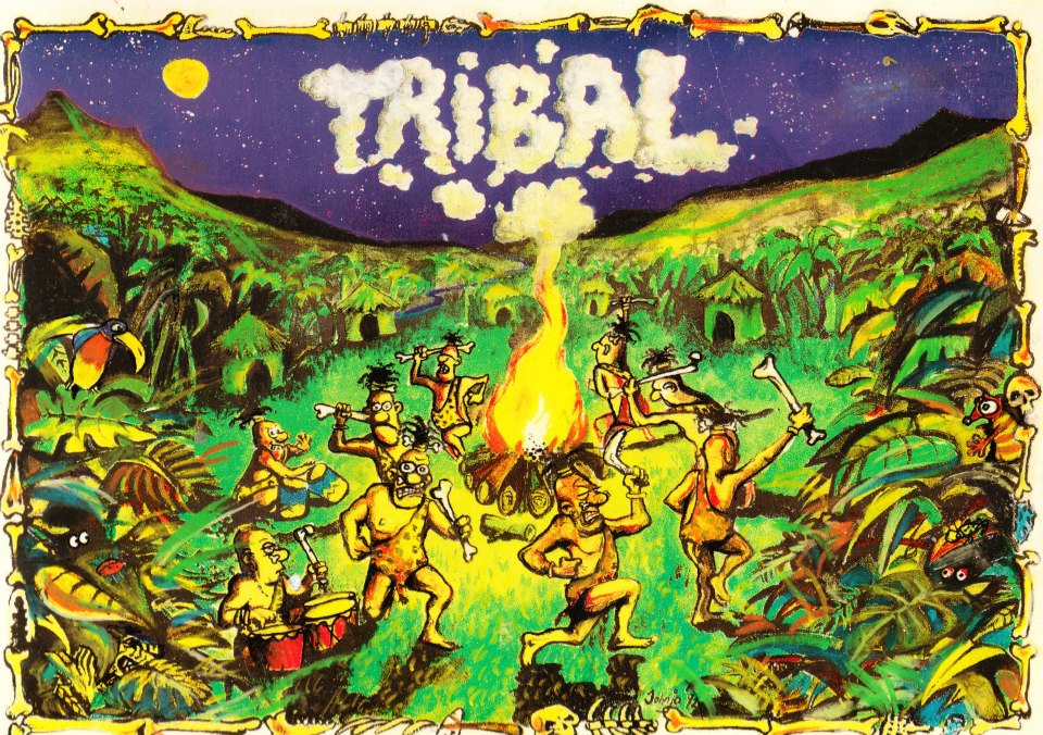 Tribal - DJ Yellow