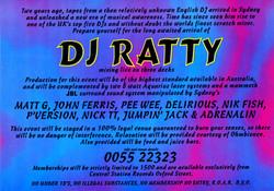 Alchemy - DJ Ratty