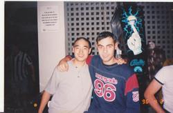 Akira and Nik Fish 1996 Breakie