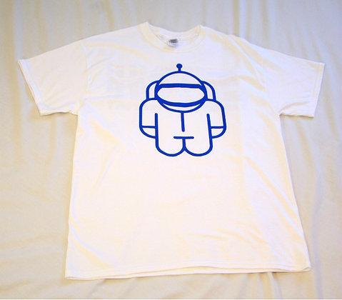 T-Shirt  White  short sleeve