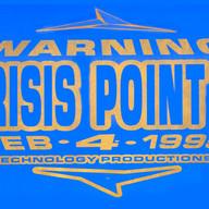 Crisis Point 3 Sticker