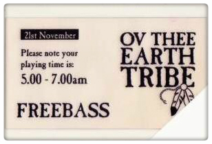 Ov The Earth Tribe VIP badge