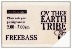 Ov The Earth Tribe VIP badge