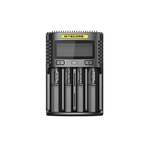 NITECORE CARAGADORUM4 INTELLIGENT