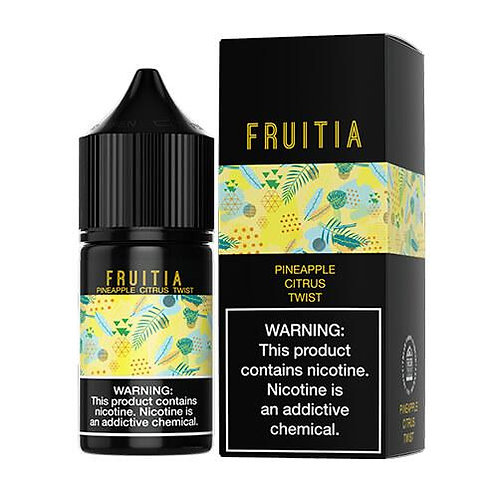 FRUITIA SALTS - PINEAPPLE CITRUS TWIST