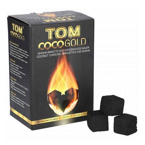 TOM COCO - CARBÓN NATURAL COCO GOLD