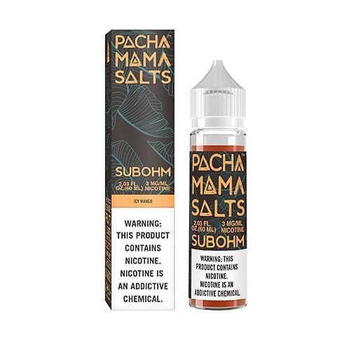 PACHA MAMA - ICY MANGO