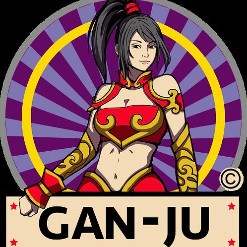 EL VAPEADOR - GAN-JU