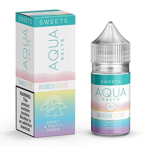 AQUA SALTS - DROPS